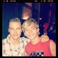 Derek Hough & Ross Lynch - derek-hough photo