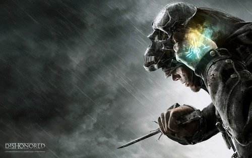 Video Games achtergrond entitled Dishonored