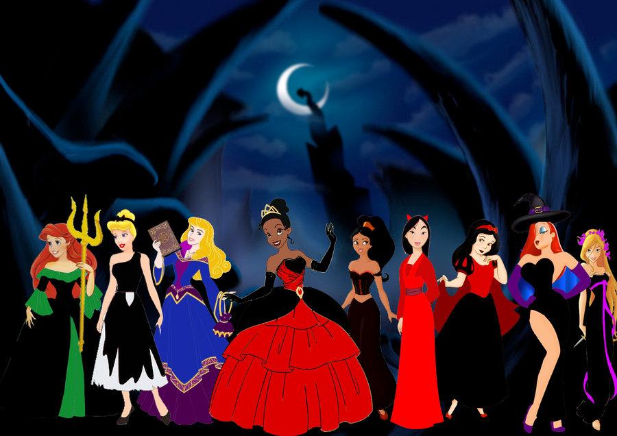 Disney Princess Disney Princess Halloween