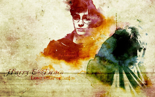 Drarry wallpaper