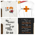 Ed sheeran T-shirts