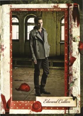 Edward Twilight promo pictures
