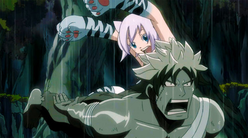 Elfman and Lisanna