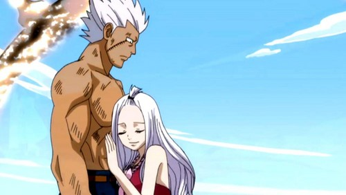 Elfman and Mirajane