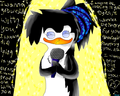 Emma. :3  - emma-the-penguin photo