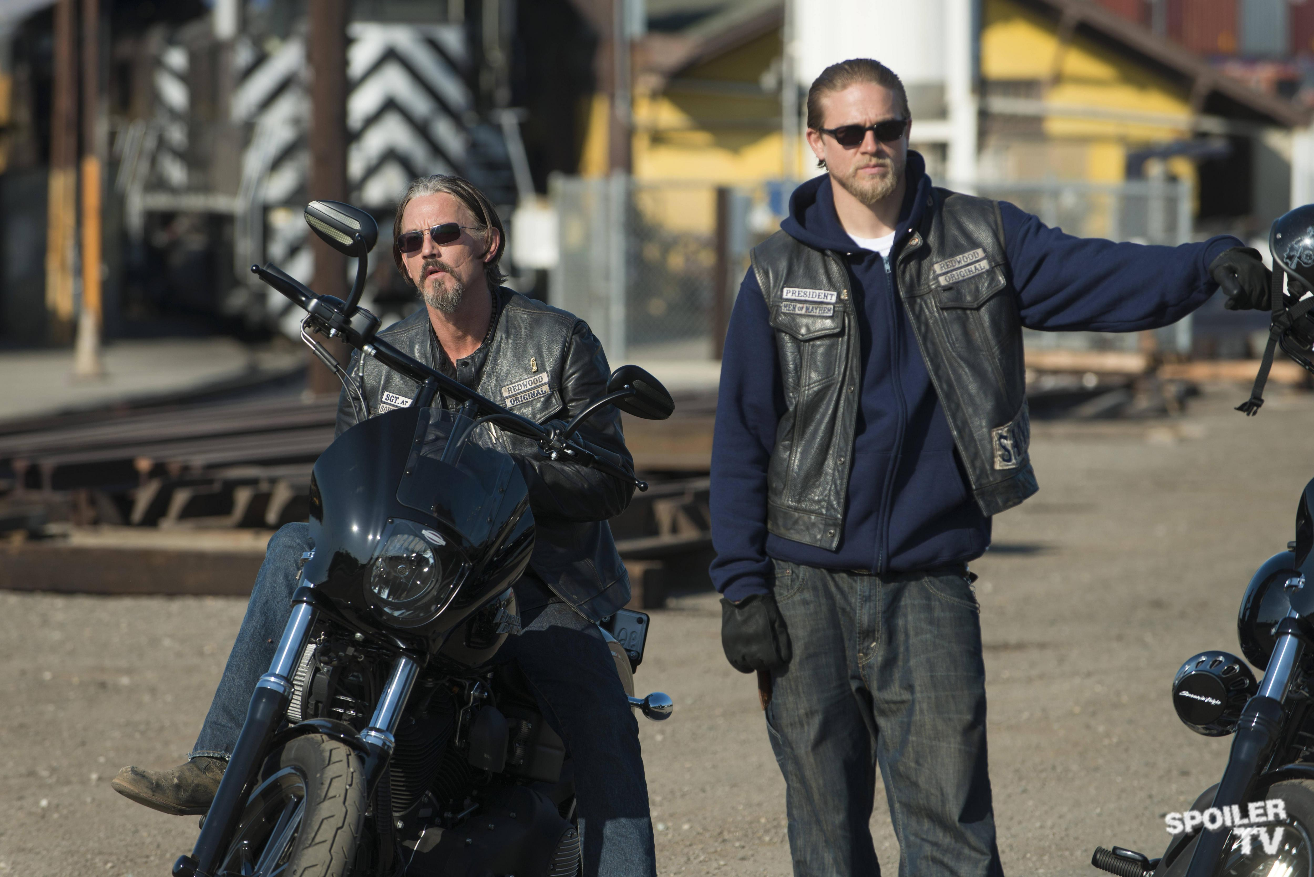 Sons Of Anarchy Episode 5.08 - Ablation - Promo Photos