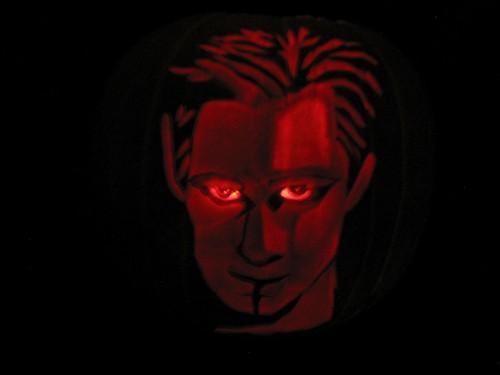 Eric Jack-O-Lantern