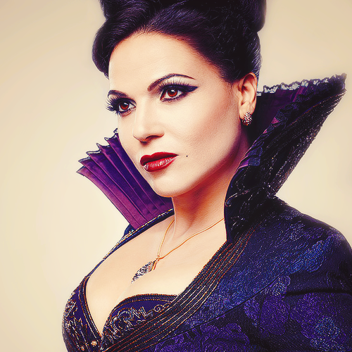 C'era una volta wallpaper titled Evil Queen