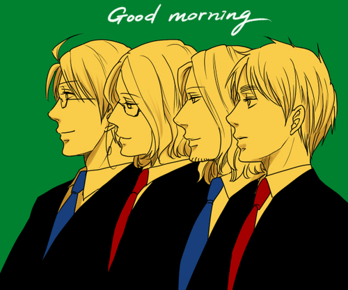 Hetalia wallpaper containing anime called Face Family