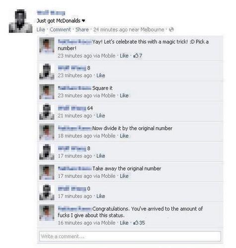 Facebook Win