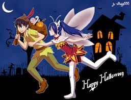 Fairy Tail Halloween couples