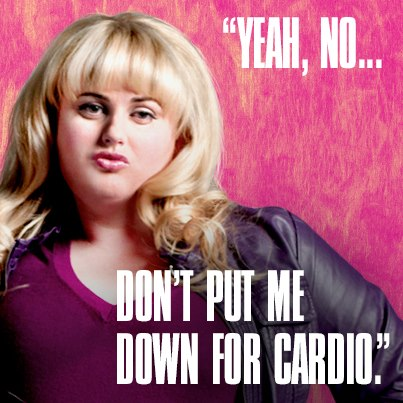 Pitch Perfect wallpaper with a portrait titled Fat Amy