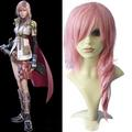 Final Fantasy Lightning Pink 70cm Cosplay Wig - final-fantasy photo