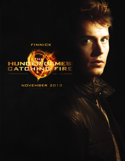 District 4's former victor Finnick Odair lands in the ... |Mockingjay Finnick Odair