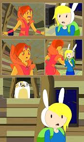 Fionna, Cake, and others