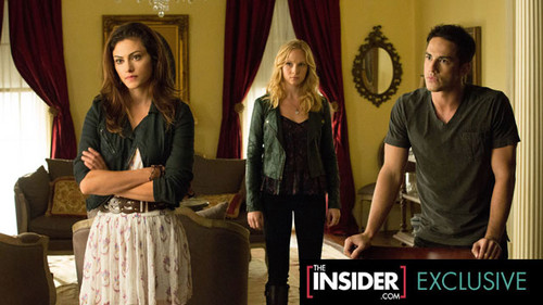 First Look at Phoebe Tonkin as Hayley