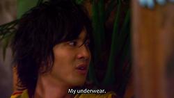 Forgot the underwear 2