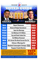 Freedom Society Voter Guide - mitt-romney photo