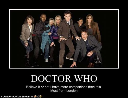 Funny :D - doctor-who-for-whovians Photo