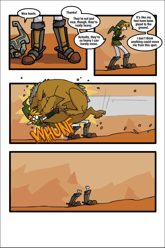 Funny Legend of Zelda