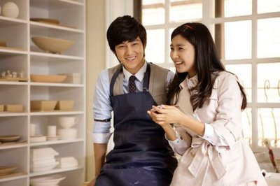 Ga Eul and Yi Jung from Boys Over Flowers - boys-over-flowers Photo