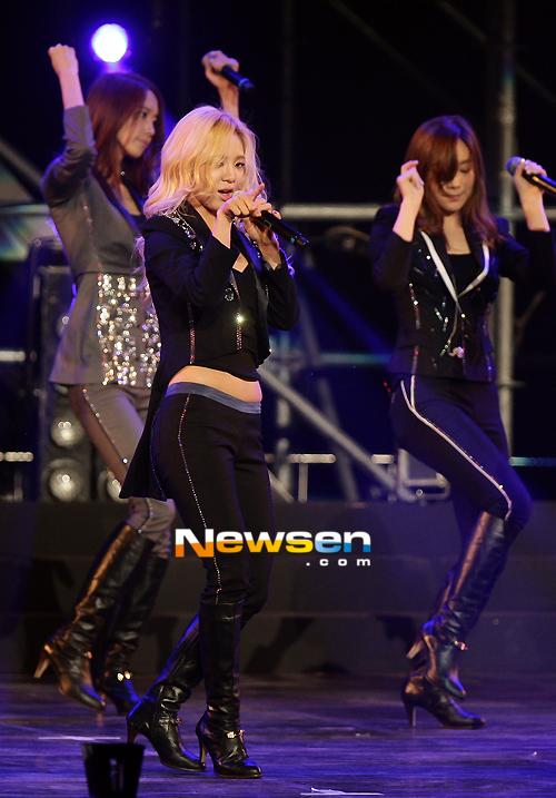 """Girls' Generation @ """"GS& Concert"""""""