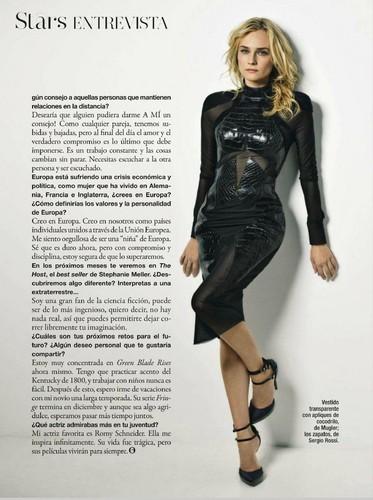Glamour Spain Magazine (November 2012)