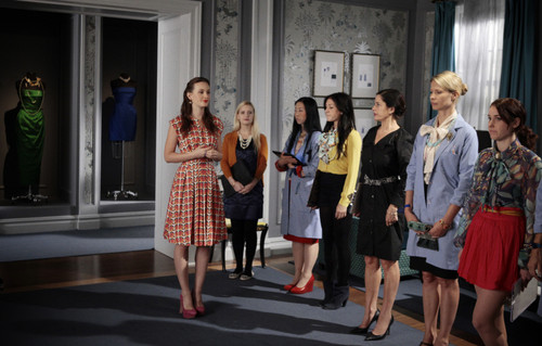 """Gossip Girl - Episode 6.06- """"Where The Vile Things Are - Promotional foto"""