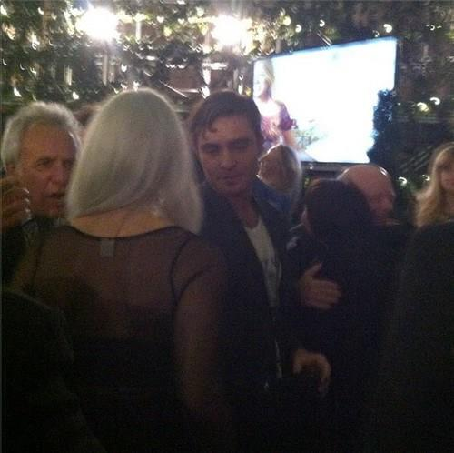 Gossip Girl emballage, wrap Up Party - October 20, 2012
