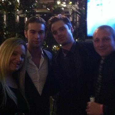 Gossip Girl Wrap Up Party