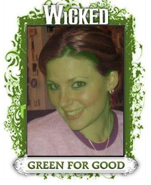 Wicked wallpaper entitled Green for Good