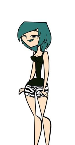 Gwen's new look