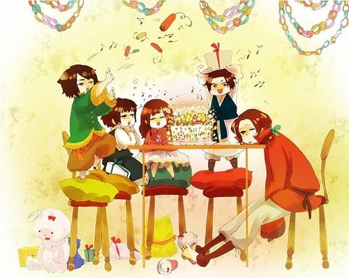 HAPPY BIRTHDAY TAIWAN!!!