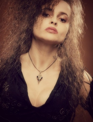 Bellatrix Lestrange fond d'écran possibly containing a portrait entitled HBC rules:)