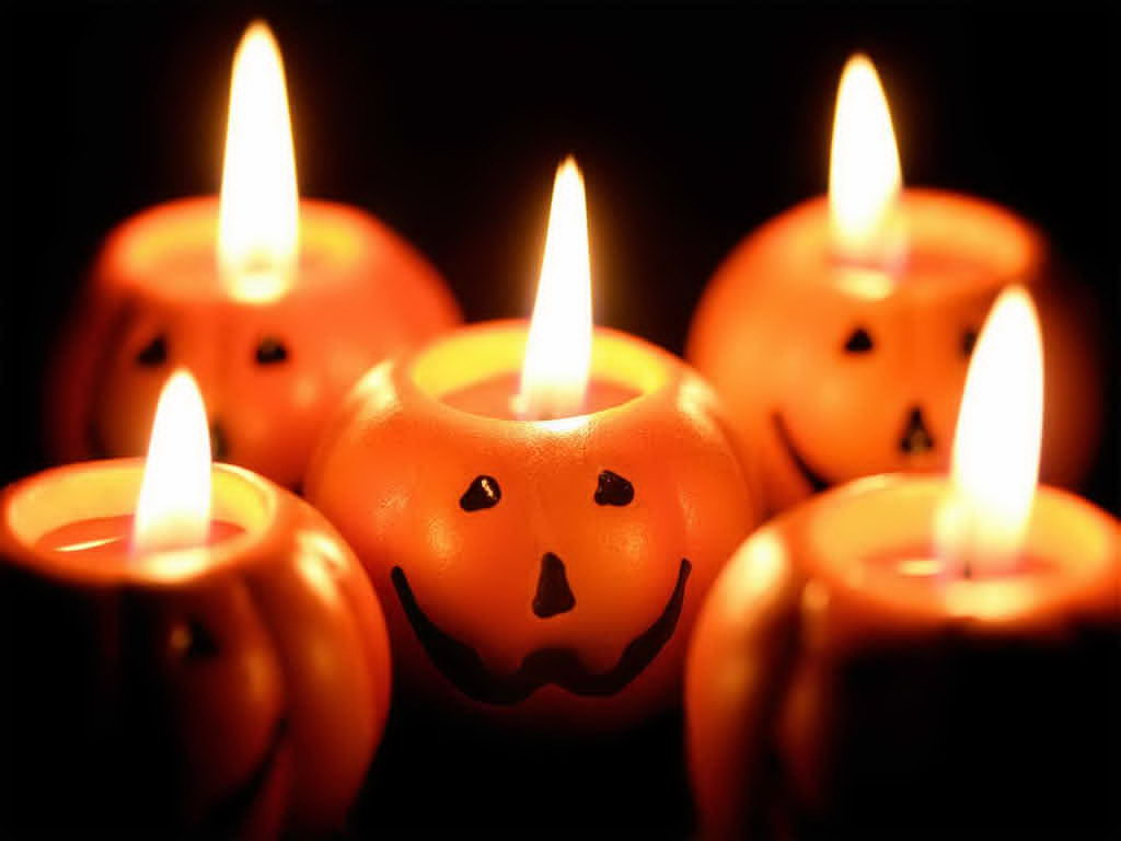 Candles Images Halloween HD Wallpaper And Background Photos