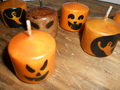 Halloween Candles - candles wallpaper