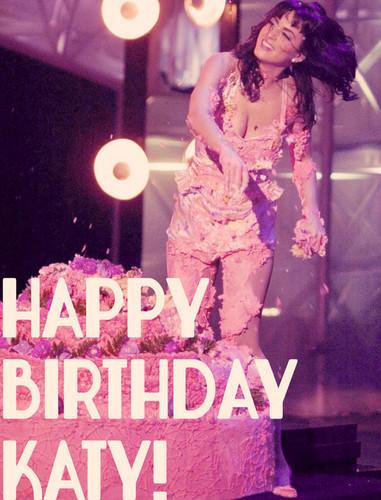 Happy Birthday Katy !!!