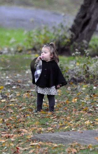 Harper Seven Beckham sooo cute <3
