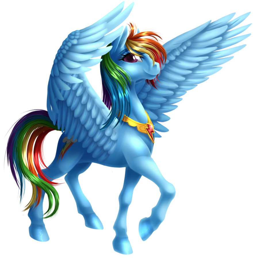 have some rainbow dash pictures  my little pony