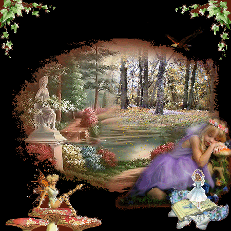 Have a lovely दिन my fairy sister