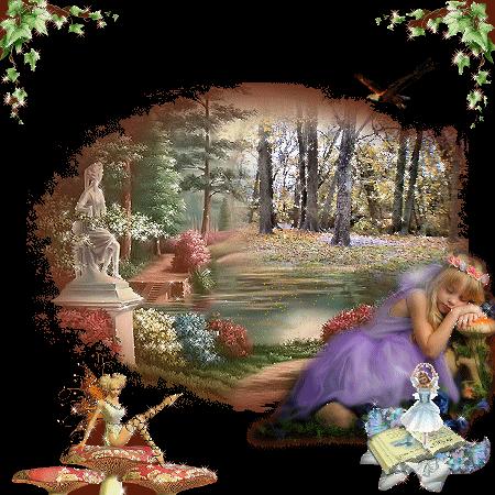 Have a lovely día my fairy sister