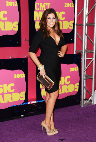 Hillary Scott @ 2012 CMT Awards