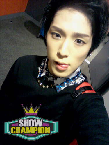 Himchan wallpaper possibly containing a jersey titled Himchan