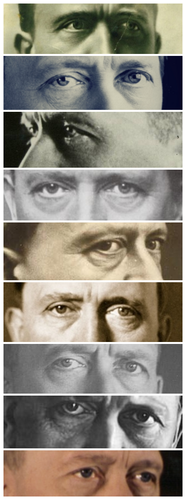Hitler's eyes