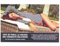 HolaChile magazine - cote-de-pablo photo