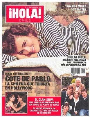 HolaChile magazine