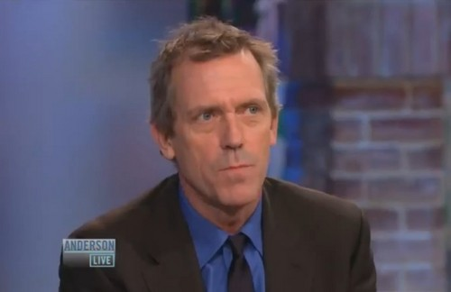 Hugh Laurie- (Anderson Live)18.10.2012
