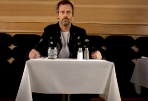 Hugh Laurie- L'Oréal Men Expert 2011 (VitaLift Force Serum)