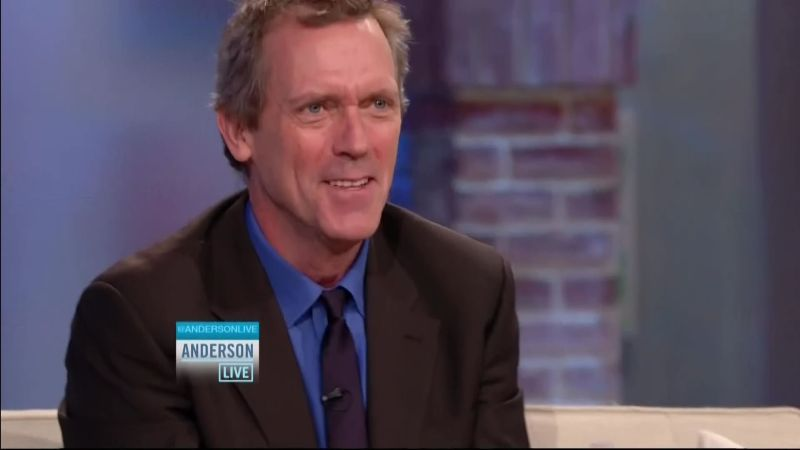 Hugh Laurie (SMILE) at Anderson live 18.10.2012
