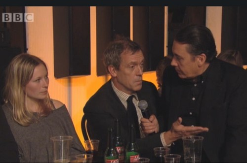 Hugh Laurie chats to Jools Holland - BBC 20.12.2012